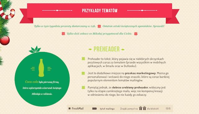infografika - email marketing