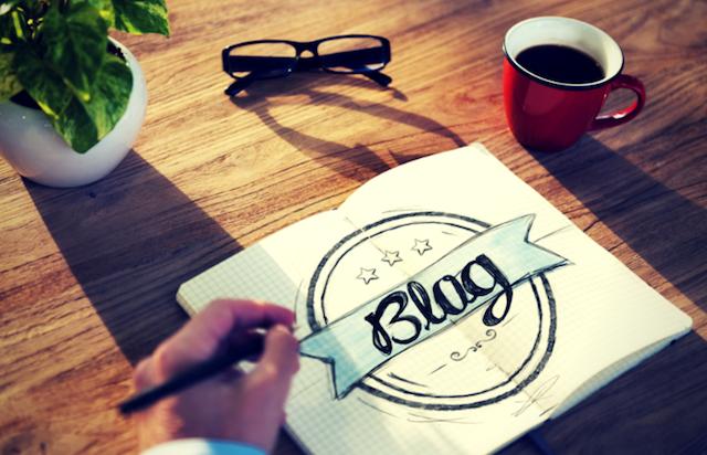 marketing strategy -  blog