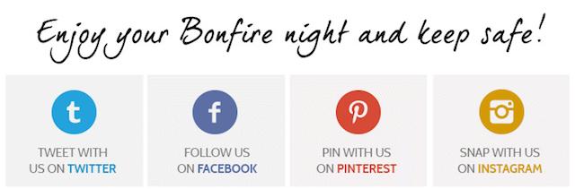 Social media invitation