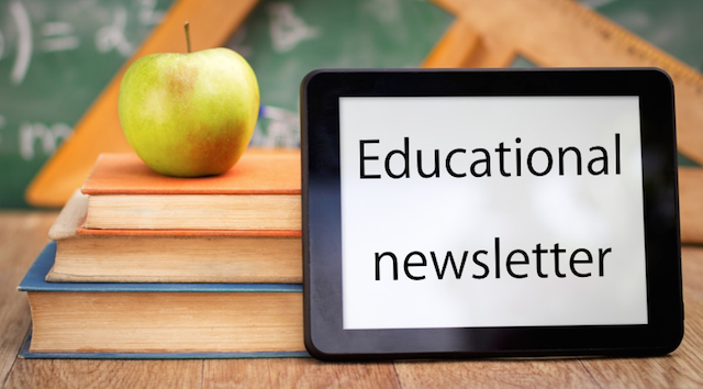 educational newsletter