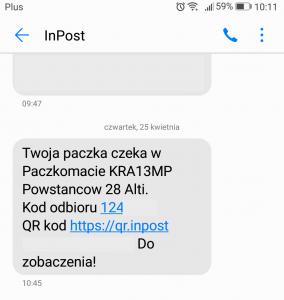 in-post-potwierdzenie-sms