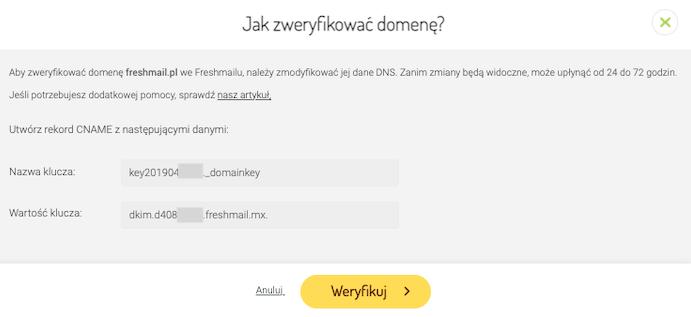 weryfikacja-dkim-freshmail
