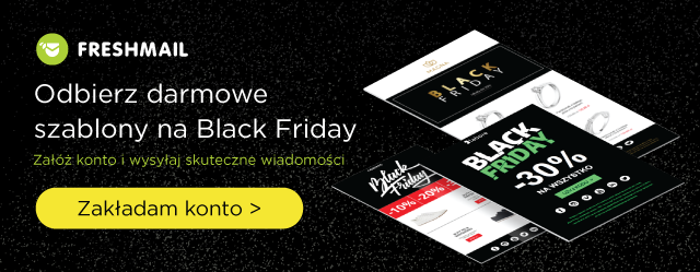 Black Friday FreshMail