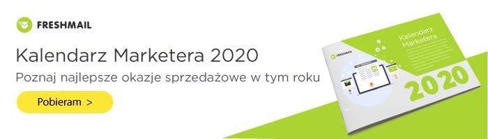 Kalendarz Marketera 2020 - Pobierz